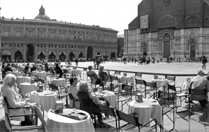 Piazza Maggiore Bologna
